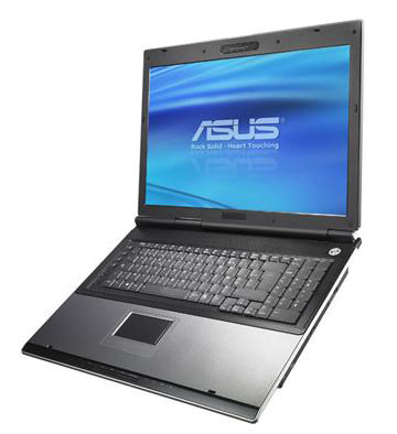 Asus A7K, notebook