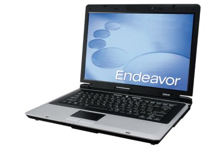 Epson Endeavor NJ3000 notebook