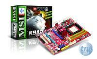 MSI K9A2 CF Box