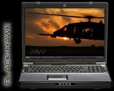 PC MicroWorks Black-Hawk X5
