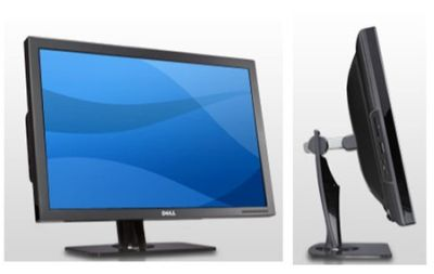 Dell 3008WFP, Monitor LCD