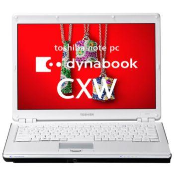 Notebook Toshiba Dynabook CXW