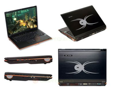 Notebook Widow PC Sting 517D2