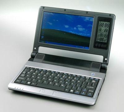 VIA Ultra Mobility Platform PC