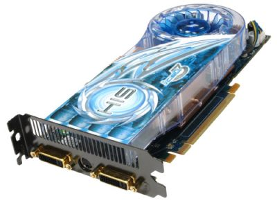 HIS Radeon HD 3870 IceQ 3 512Mb