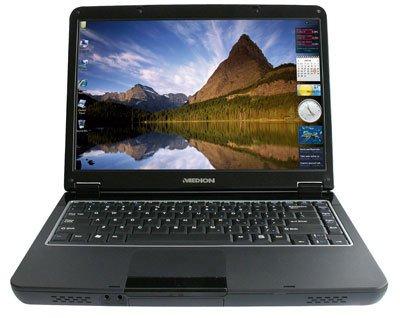 Notebook Medion md96625