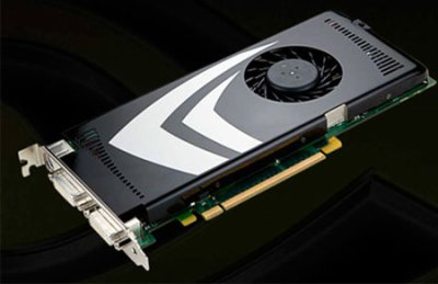 Placa de video NVIDIA GeForce 9600 GT