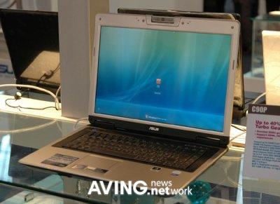 Notebook ASUS C90P