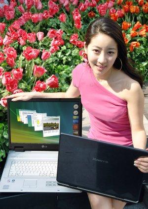 "Notebook LG R700, otra ""desktop replacement"""