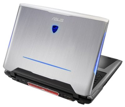 Asus G70, nueva notebook gaming