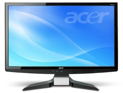 Acer P224W, nuevo Monitor LCD Full HD