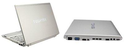 Toshiba Portege 500-S5007V con 128Gb SSD