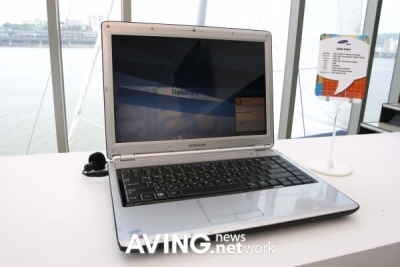 Notebook Samsung SENS R460