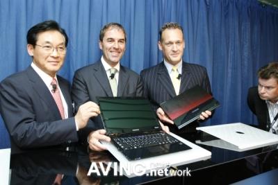 Notebook Samsung X360