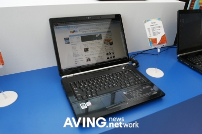 Notebook Averatec TS-501
