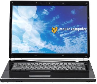 Notebook m-Book TW800