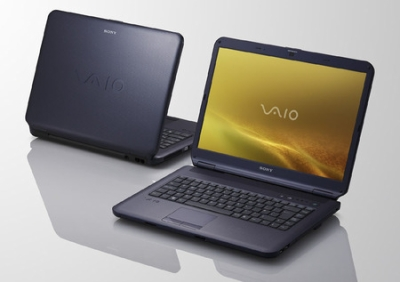 Notebook Sony Vaio NS