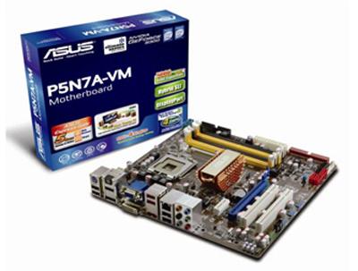 Motherboard ASUS P5N7A-VM