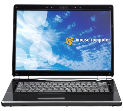 Notebook LuvBook TW600X