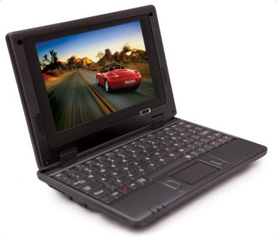 Netbook 3K RazorBook 400 CE