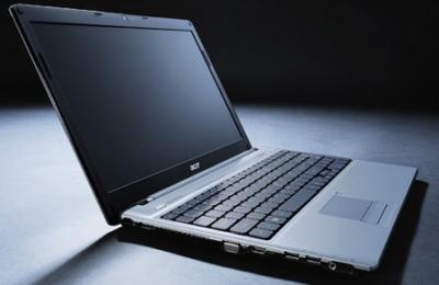 Notebook Acer Aspire Timeline