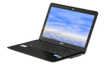 Notebook MSI X-Slim X320