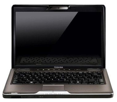 Notebook Toshiba Satellite U500