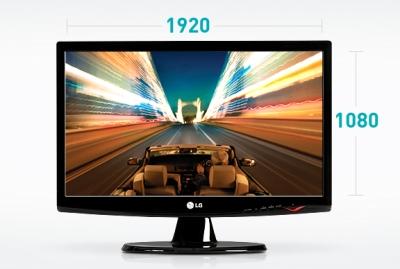 LG W2243S