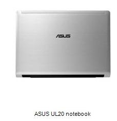 Netbook Asus UL20A